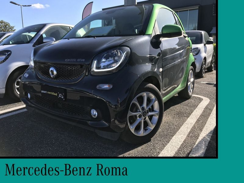 fortwo electric drive Passion - Certified