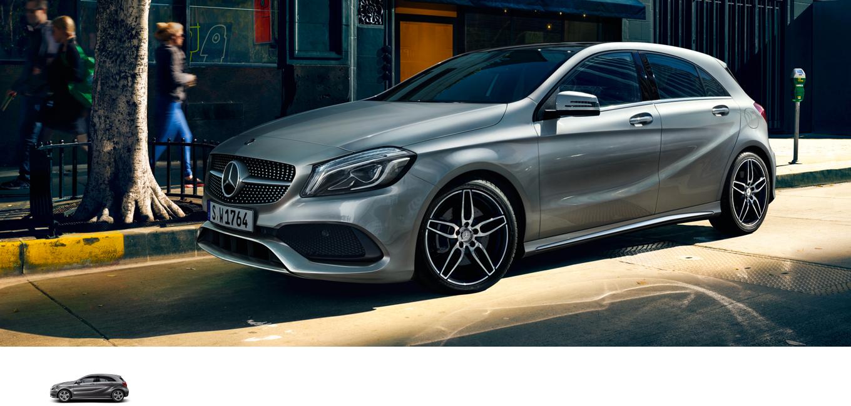 Mercedes Classe A Usata – Mercedes FirstHand