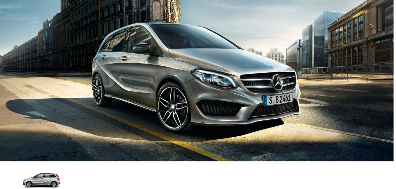 Mercedes Classe B Usata – Mercedes FirstHand